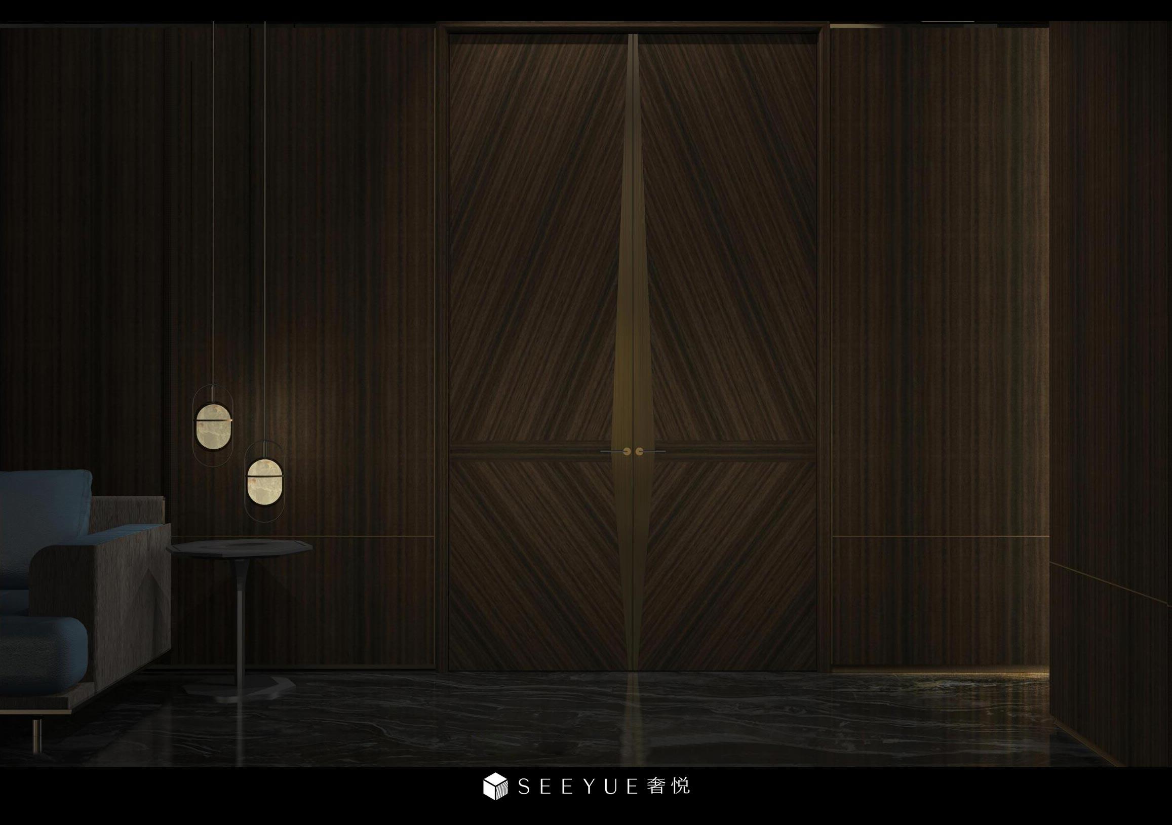 奢悦-门 双开门3